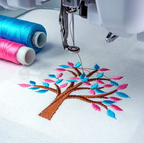 Home Textiles / Embroidery